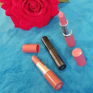 Clinique Lipsticks plus Primers and Mascara